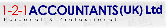 1-2-1 Accountants (UK) Ltd logo
